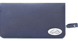 Wyland canvas checkbook cover