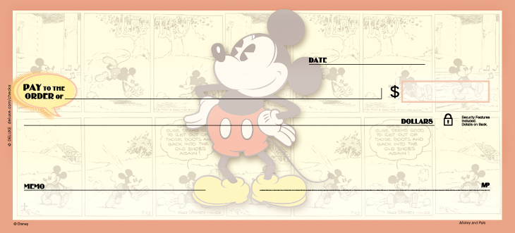 Just wondering-who here has Disney checks? | The DIS Disney Discussion ...