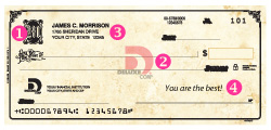 Order Personal Checks Online Custom Printed By Deluxe
