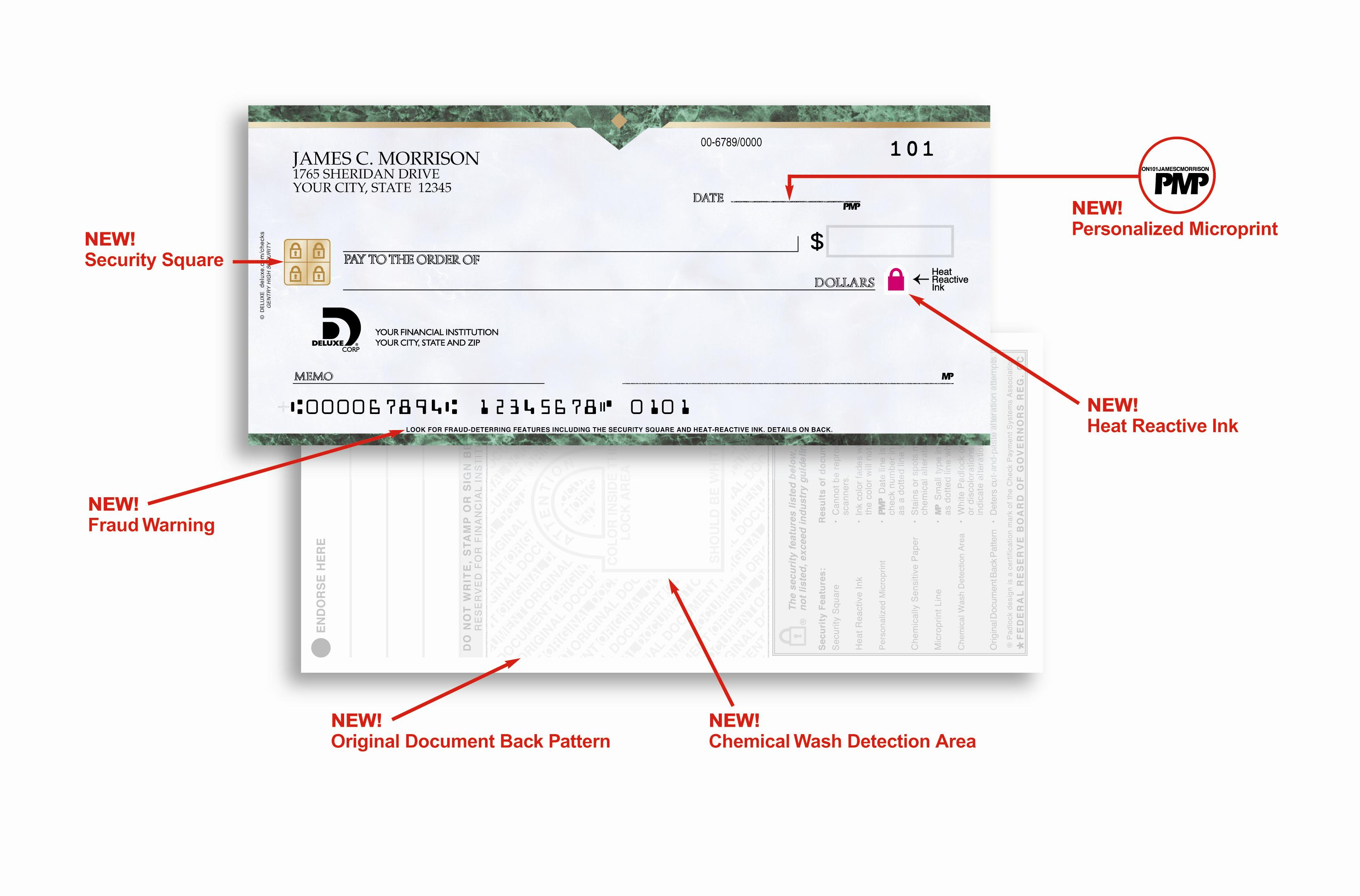 Order Personal Checks Online | Custom Printed by Deluxe