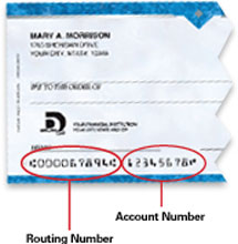 how to find my routing number chase